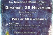 Marché de l'avent 2018 à La Chapelle Montligeon (61)