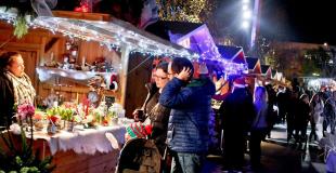 Marché de Noël 2018 à Le Blanc-Mesnil (93)