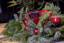 Marché de Noël artisanal 2018 à Ovanches (70)