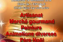 10ème Marché de Noël des Sentiers des Savoirs à Saint-Cyr-sur-Loire (37)