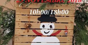 Marché de Noel 2018 de Villelaure (84)