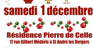 8ème Marché de Noël de Saint-André-les-Vergers (10)