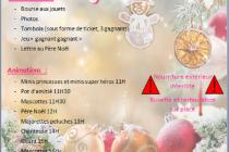 Marché de Noël 2018 et bourse aux jouets à Winnezeele (59)