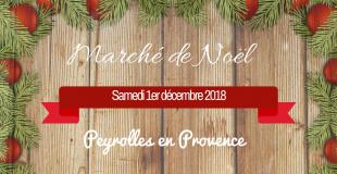 Marché de Noël 2018 de Peyrolles en Provence (13)