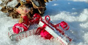 Marché de Noël 2018 de Le Girouard (85)