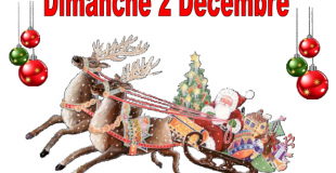 Marché de Noël 2018 Acquigny (27)