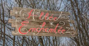 Marché de Noël et Allée Enchantée 2018 à Sansais (79)