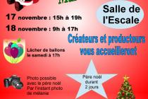 Marché de Noël  2018 de Renazé (53)