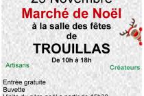 Marché de Noël 2018 de Trouillas (66)