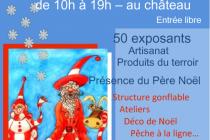Marché de Noêl 2018 de Chateaugiron (35)