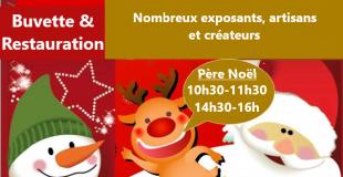 Marché de Noël 2018 de Biars sur Cere (46)