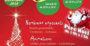 4ème Marché de Noël à Lignan-sur-Orb (34)