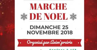 Marché de Noël de L'Aiguillon sur Vie (85)