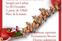 Marché de Noël 2018 Savigné-sur-Lathan (37)