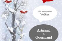 Marché de Noël Artisanal 2018 de Vedène (84)