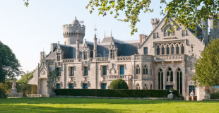 Marché de Noël 2018 au château de Keriolet à Concarneau (29)