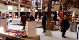 Marché de Noël 2018 de Marans (17)