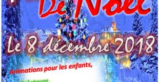 Marché de Noël 2018 de Thiverny (60)