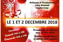 Grand Marché de Noël 2018 de Saint-Geniès-de-Malgoirès