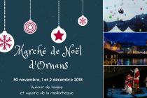 Marché de Noël 2018 d'Ornans (25)