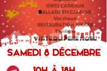 Marché de Noël 2018 de Sainte-Sabine-sur-Longève (72)