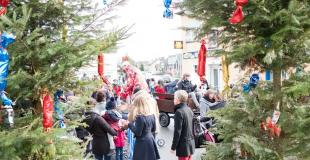 Marché de Noël 2018 de Bédée (35)