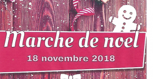 Marché de Noël 2018 de Sault (84)