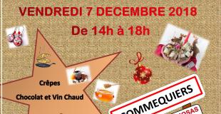 Marché Gourmand et Artisanal 2018 à l'EHPAD - Commequiers (85)