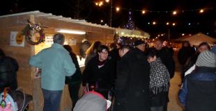 Marché de Noël 2018 de La Baume-d'Hostun (26)