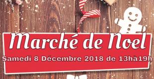 Marché de Noêl 2018 à Montreuil au Houlme (61)