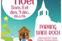 Marché de Noël 2018 de Chanteloup-les-Vignes (78)