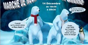 Marché de Noël 2018 de Bauné (49)