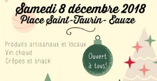 Marché de Noël 2018 d'Eauze (32)