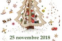 Marché de Noël 2018 de Lentillères (07)