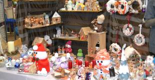 Marché de Noël de Plobsheim (67)