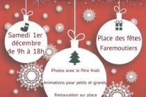 Marché de Noël 2018 de Faremoutiers (78)