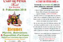 Marché de Noël 2018 de Rieumes (31)
