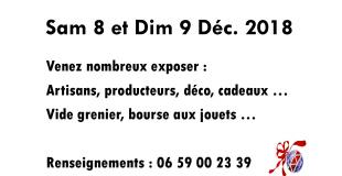 Marché et Foire de noël 2018 à Cocherel (77)