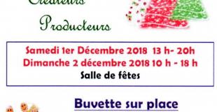 Marché de Noël 2018 de Vandières (51)