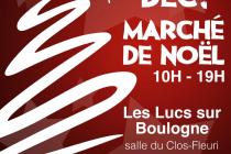 Marché de Noël 2018 de Les Lucs-sur-Boulogne (85)