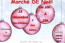 Marché de Noël 2018 de Cravant (89)