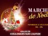 Marché de Noël 2018 de Coulonges sur l'Autize (79)