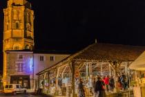 Marché de Noel 2018 à Charroux (86)