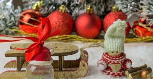 Marché de Noël 2018 à Beslé sur Vilaine (44)