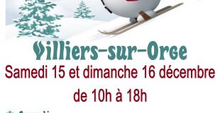 Marché de Noël 2018 de Villiers-sur-Orge (91)