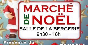 Marché de Noël 2018 à Saint-Florent-le-Vieil (49)