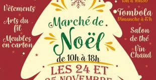 Marché de Noël de Créateurs 2018 - Les Beaumettes (84)