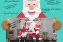 Marché de Noël 2018 à Ghyvelde (59)