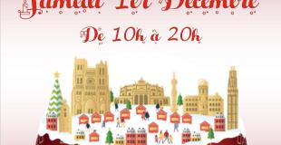 Marché de Noël 2018 à Brissac (34)