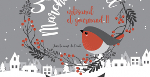 Marché de Noël 2018 de Mazières-de-Touraine (37)